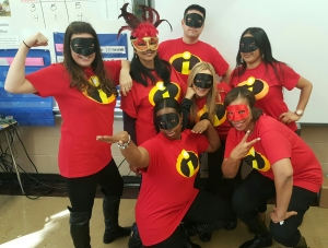 3rd Grade Incredibles