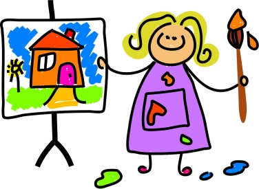 bigstockphoto_painting_kid_622605